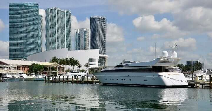 boat cleaning miami beach